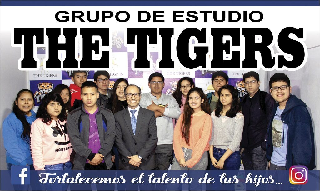Grupo de Estudio The tigers 2018