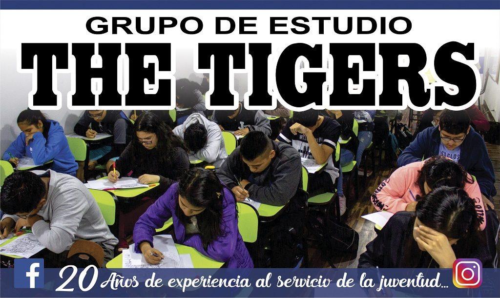 Grupo de estudio en examen